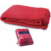 Essential and Lightweight Cotton First Aid Blanket