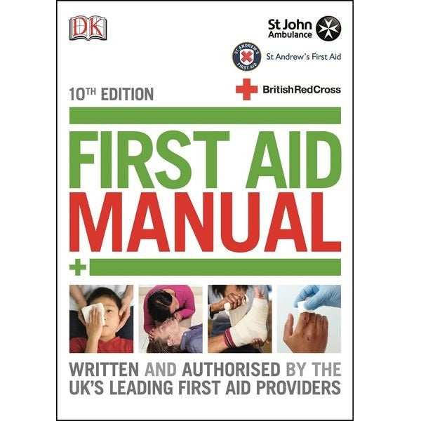 Easy-To-Follow Workplace First Aid Manual