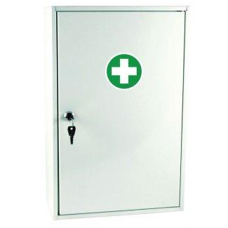 Metal First Aid Cabinet (Single or Double Door)