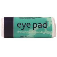 Eye Pad Dressings (Pack of 10)