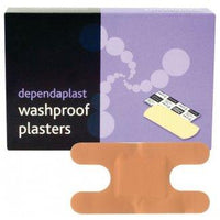 Pink Washproof Knuckle Plasters (Pk 100)