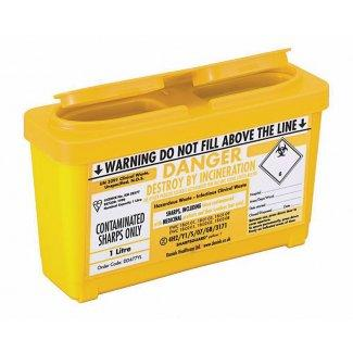 Sharps Disposal Container (1 litre)