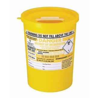 Sharps Disposal Container (3.75 litre)