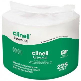Clinell Universal Wipes (Refill for Bucket of 225 Wipes)