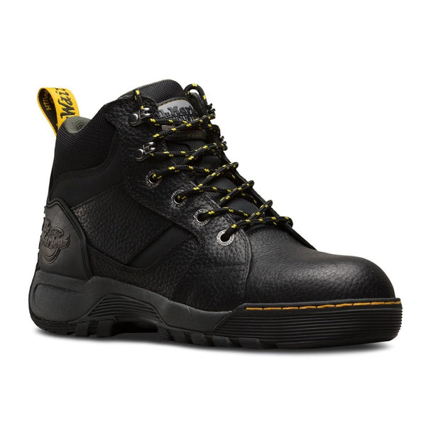 Dr Martens Grapple Black Boot