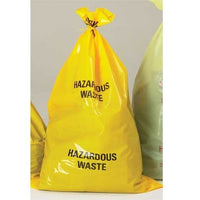 Durable Hazardous or Clinical Waste Bags and Seals