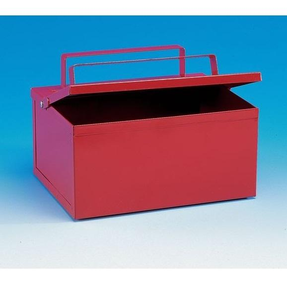 Fire Proof Metal Ash Collection Bin (Single or in packs of 2 or 3)
