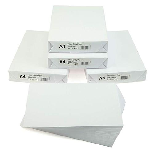 WhiteBox A4 Paper Ream-Wrapped 75gsm [5 x 500 sheets]
