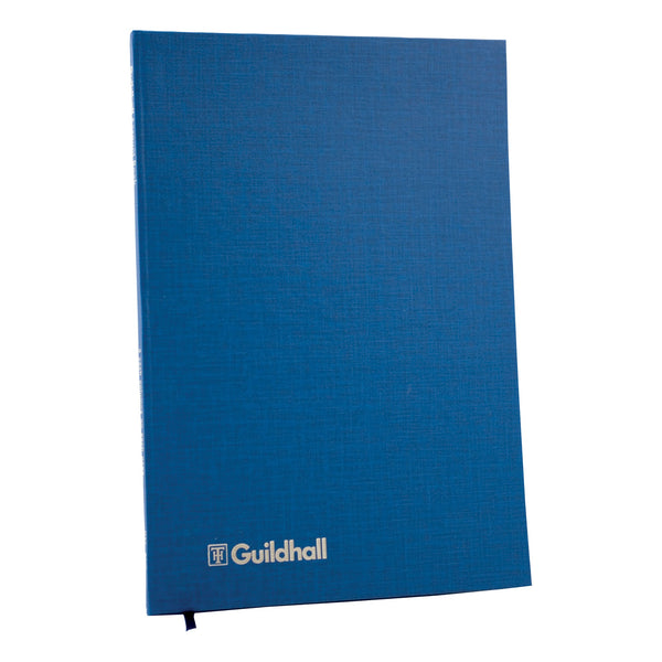Guildhall Account Book 31 Series 2/3/4/5/6/7/14 Cash Column 80 Pages 298x203mm