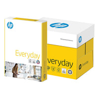 Hewlett Packard HP Everyday Paper FSC Colorlok 5x Ream-wrapped Pk 75gsm A3 White [2500 sheets]