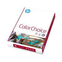 Hewlett Packard HP Color Choice Card Smooth FSC Colorlok 200gsm A4 White [250 Sheets]