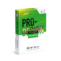 ProDesign A4 Colour Presentation Paper Ream-Wrapped 100gsm White [500 Sheets]