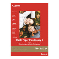 Canon PP201 Gloss Photo Paper 13x18cm 260gsm [20 Sheets]