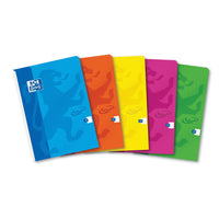 Oxford Soft Touch Refill A4 Assorted Colours [Pack 5]