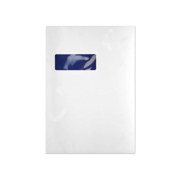Blake Premium Pure Envelopes Pocket Peel & Seal Window 120gsm C4 Super White Wove Ref RP84892 [Pack 250]