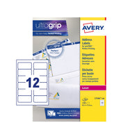 Avery Addressing Labels Laser Jam-free White Various sizes & Various Quantities