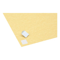 5 Star Office Photo Mounting Squares 17mm x 12mm Double Sided Adhesive White [Pack 250]