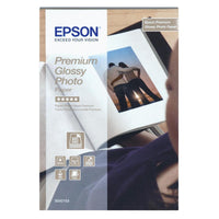 Epson Photo Paper Premium Glossy 255gsm 100x150mm [40 Sheets]