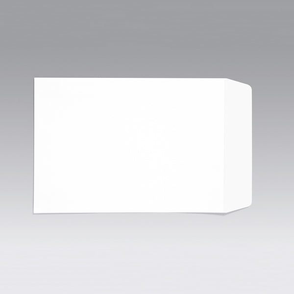5 Star Office Envelopes PEFC Pocket Peel & Seal 100gsm C4 Or C5 White [Pack 250/500]