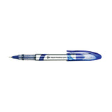 5 Star Elite Fineliner Pen Liquid 0.8mm Tip 0.4mm Line Black, Blue or Red [Pack 12 of Same Colour]
