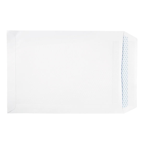 5 Star Eco Envelopes Recycled Pocket Self Seal 90 or 100gsm C4 White [Pack 250]