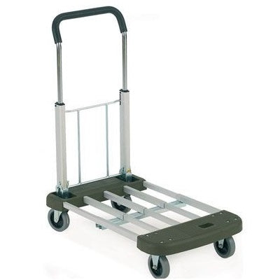 Four-Wheeled Aluminium Extending Trolley