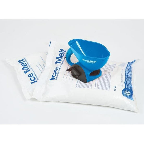 Ice Melt Kit With Hand-Held Spreader Tool