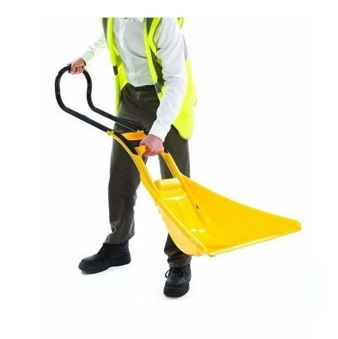 Durable, Multi-Function Snow Shovel