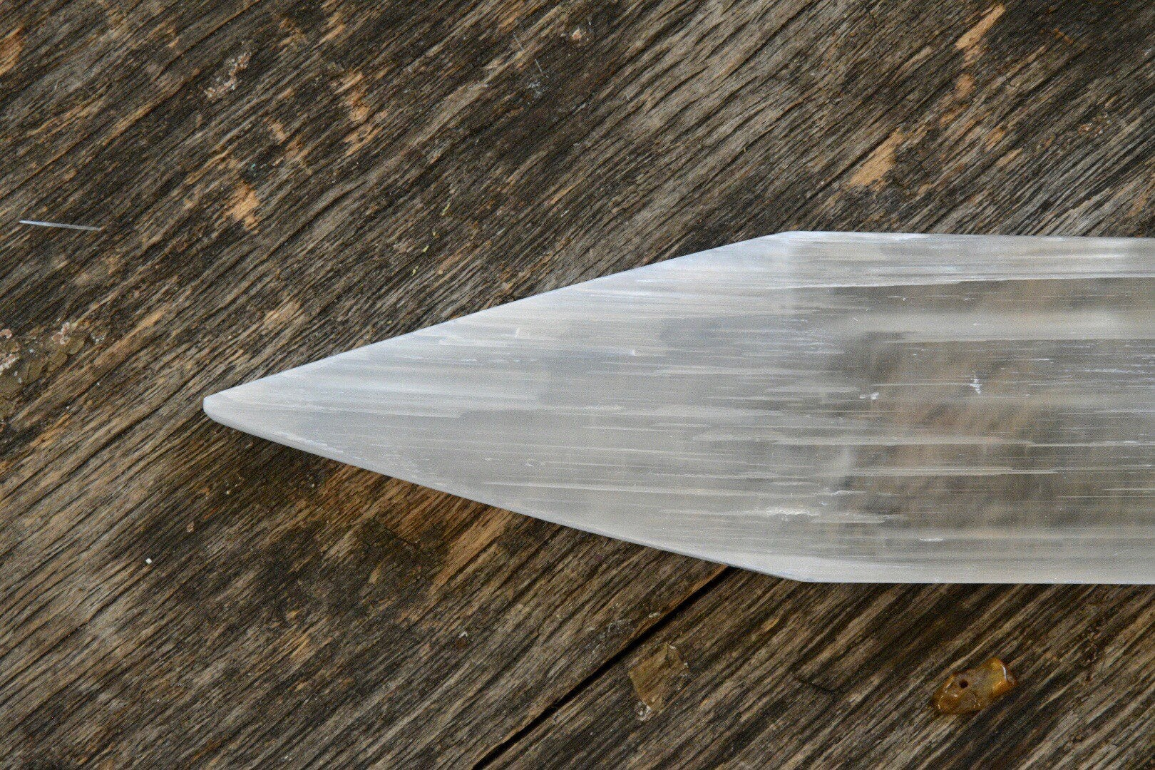 Selenite Charging Point
