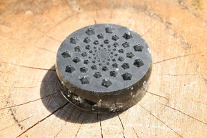 Orgonite - Shungite Powder, Iron Oxide and Aluminum