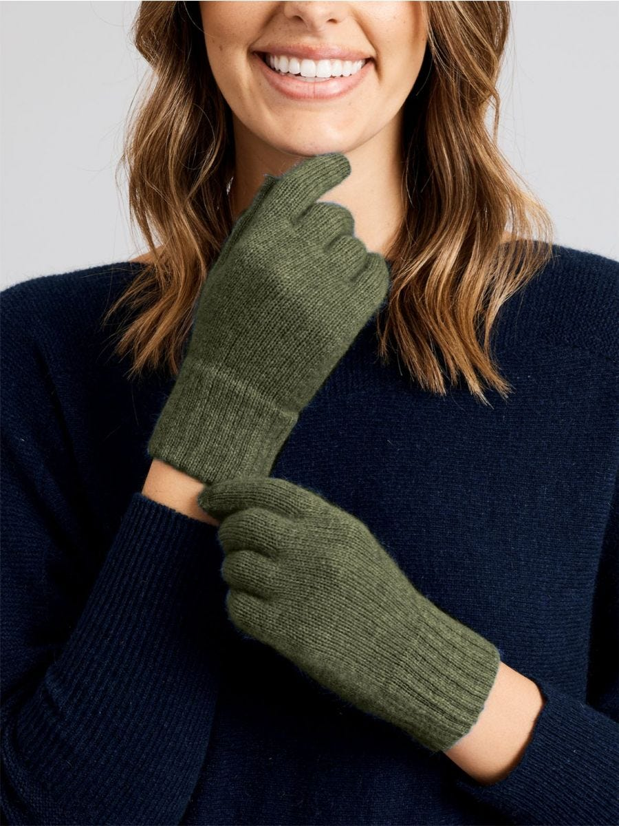 Seamless Ergonomic Gloves