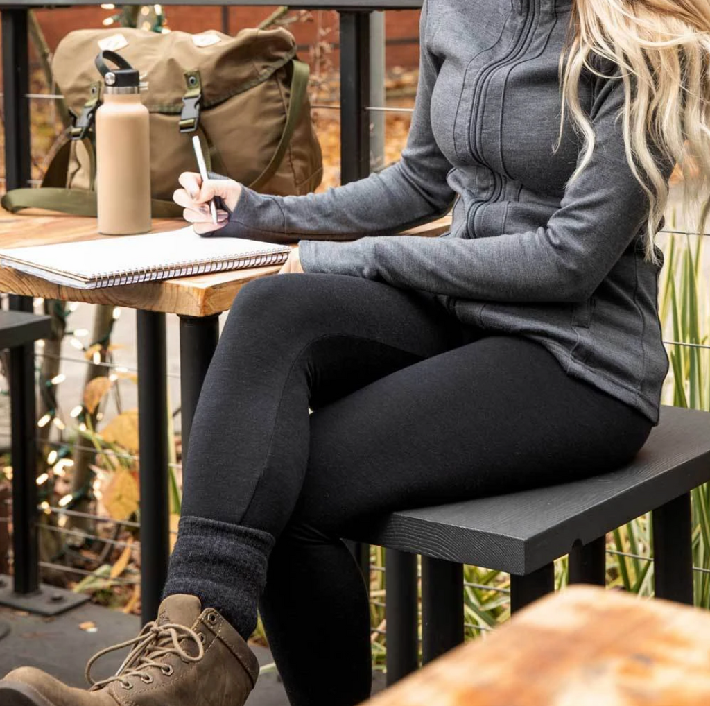 Women's Alpaca & Merino | Amazonas Everyday Thermal Leggings