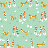 Foxglove by Aneela Hoey for Cloud 9 Organic x 5