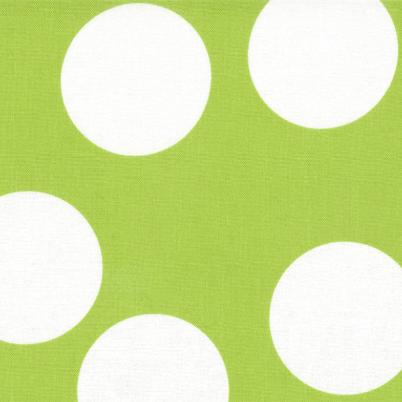 Half Moon Lime Dot