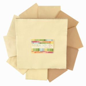 Bella Solids Layer Cake Neutral
