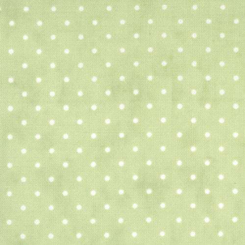 Essential Dots Spring Green 64