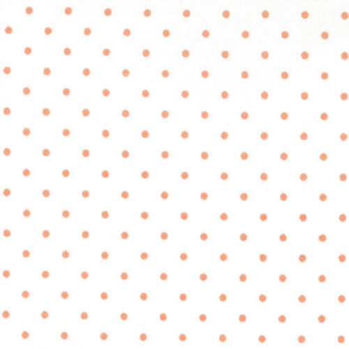 Essential Dots White Tangerine 67