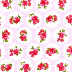 Rose & Hubble Cotton Poplin rose dollie