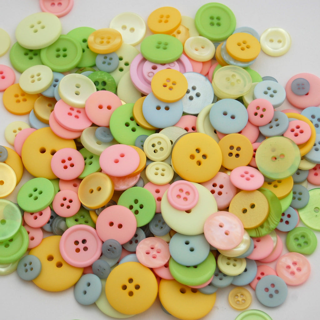 Spring Mix Buttons 50g