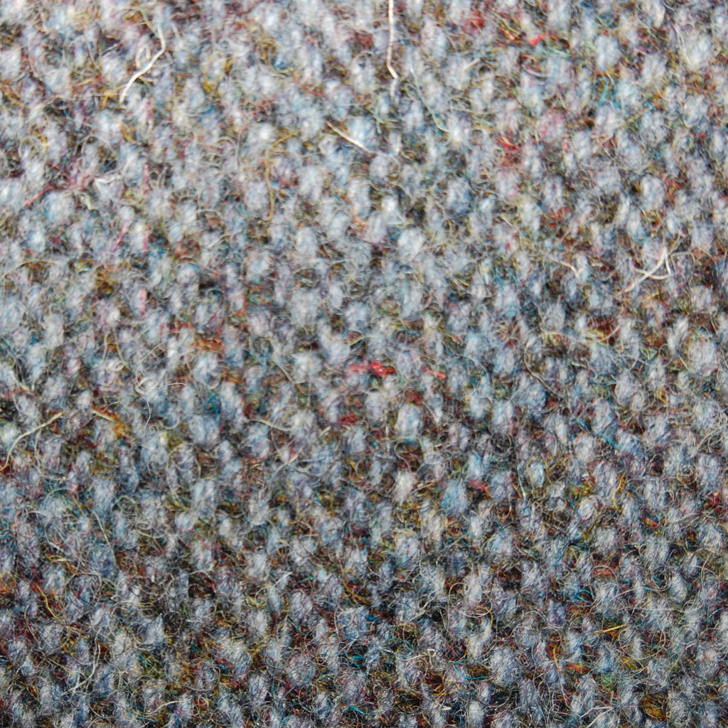 Harris Tweed Mid Blue 100% Wool
