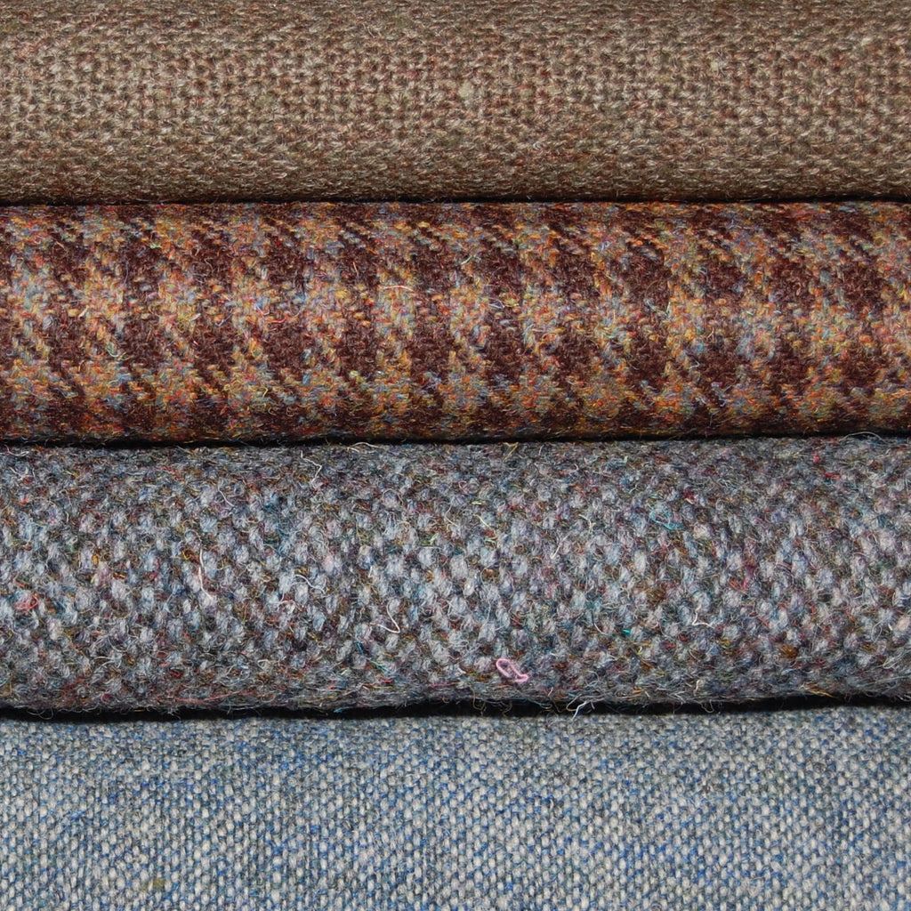 Tweed Bundle 100% Wool