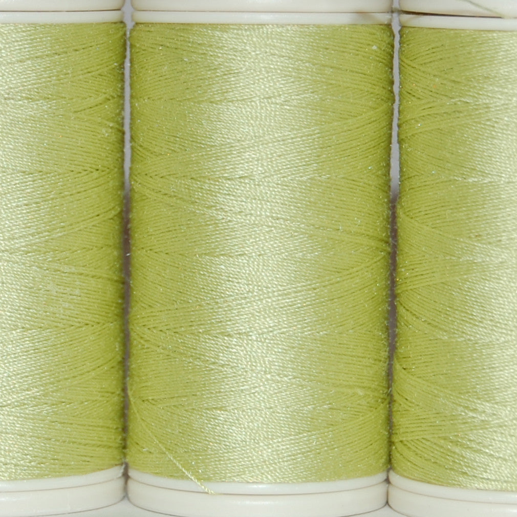Coats Duet Multi Purpose Sewing Thread 100m 3118 green