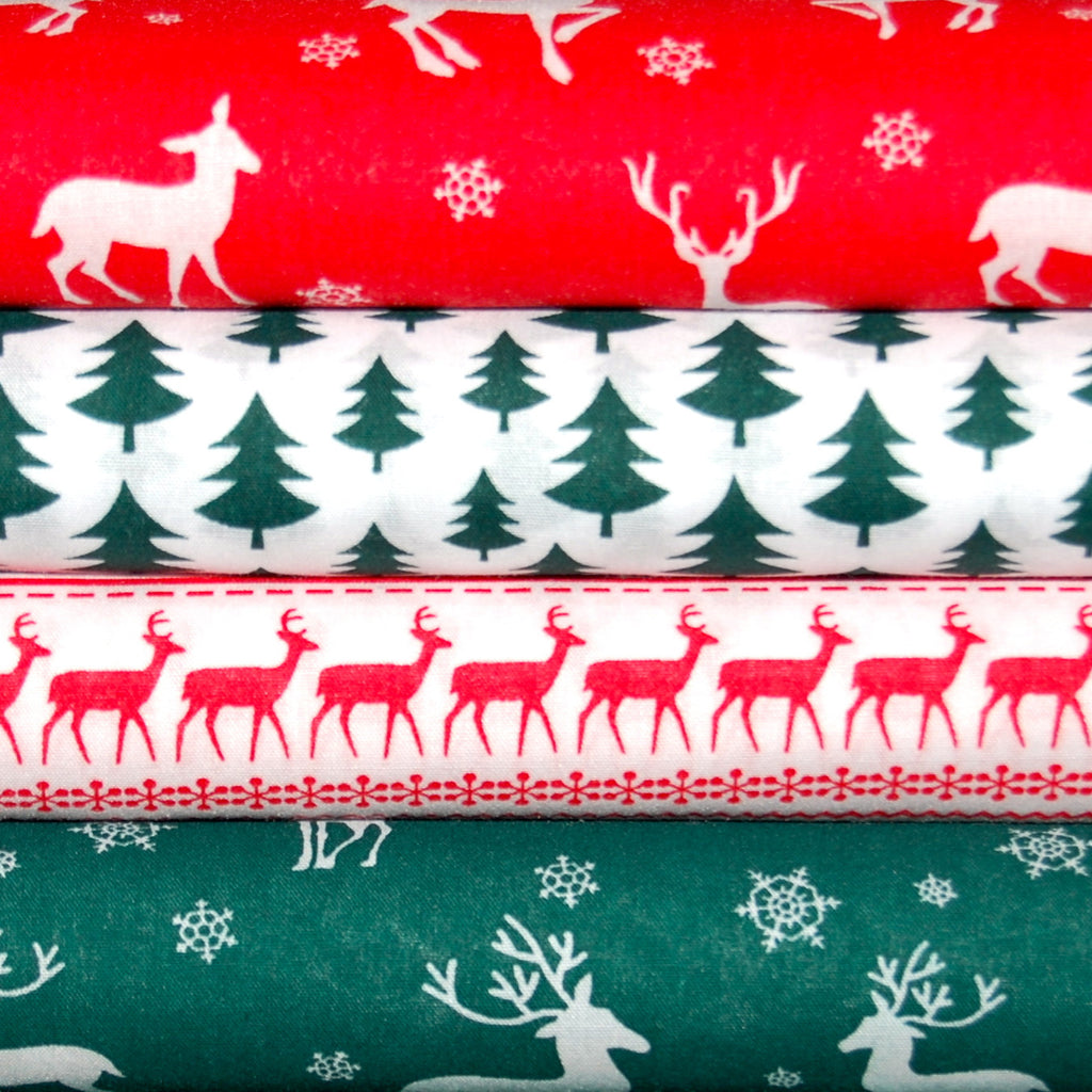 Scandi Christmas bundle Christmas x 4