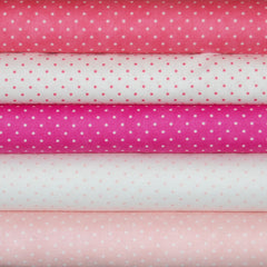 Moda Essential Dots Pinks Bundle