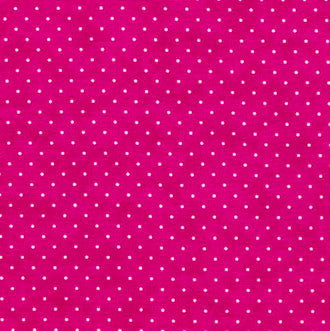 Essential Dots Hot Pink 31