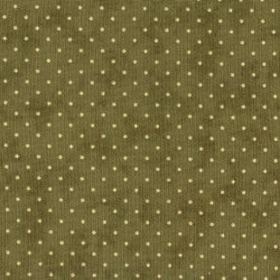 Essential Dots Olive 17