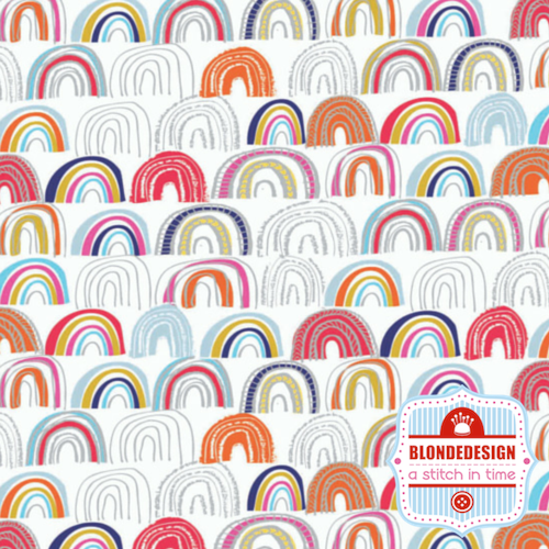 Rainbows - Rain or Shine? for Dashwood Studio