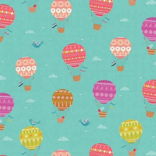 Summer Ballons - Sweet Escape by Bethane Janine for Dashwood Studios
