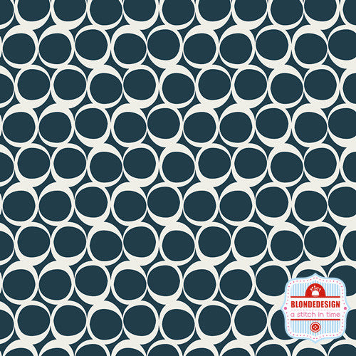 Round elements Serine Tide - Art Gallery Fabric