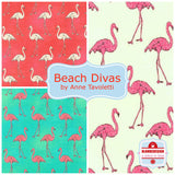 Beach Divas by Anne Tavoletti for Robert Kaufman x 3